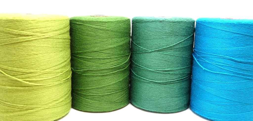 8/2 cotton weaving yarn for rigid heddle loom