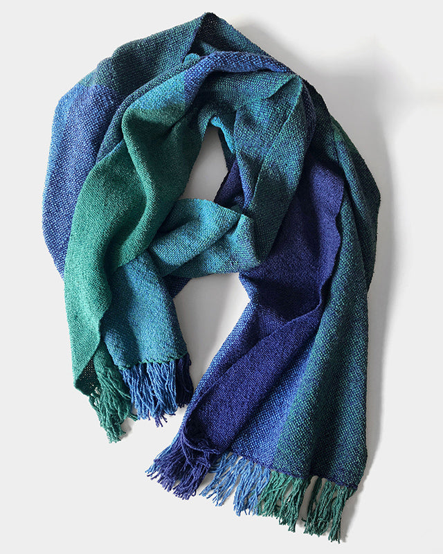 Color Field Scarf Weaving Pattern for Rigid Heddle Looms