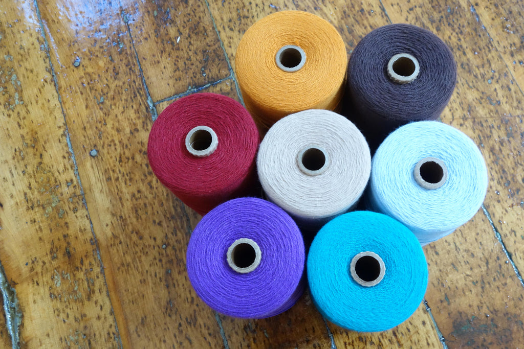 cotton weaving yarn