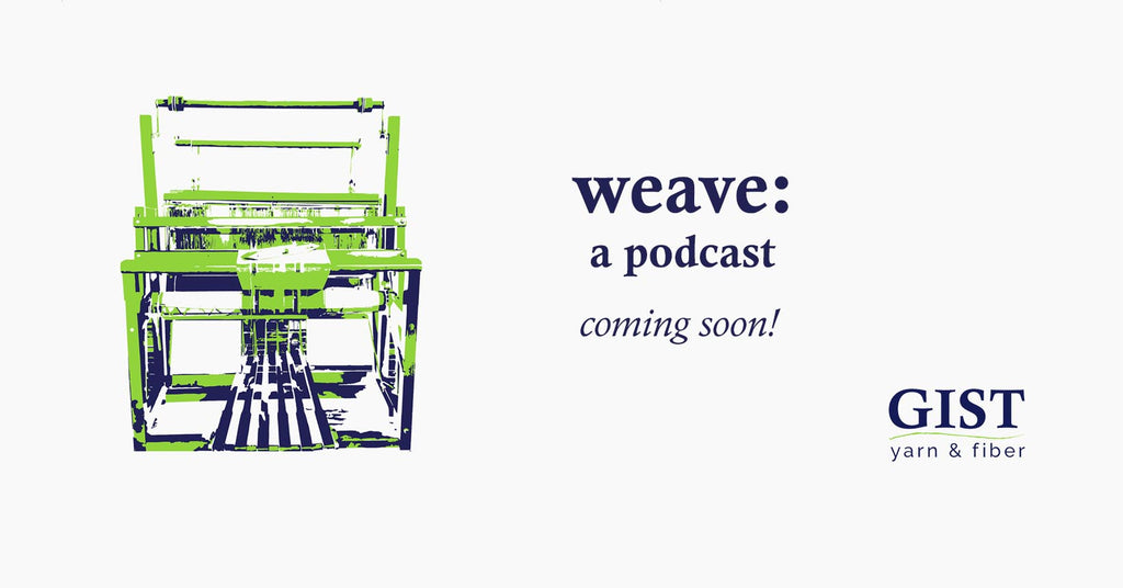 weaving podcast