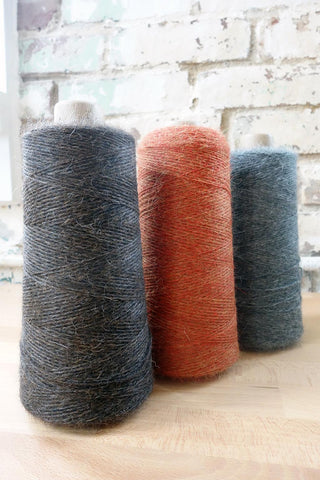 alpaca weaving yarn