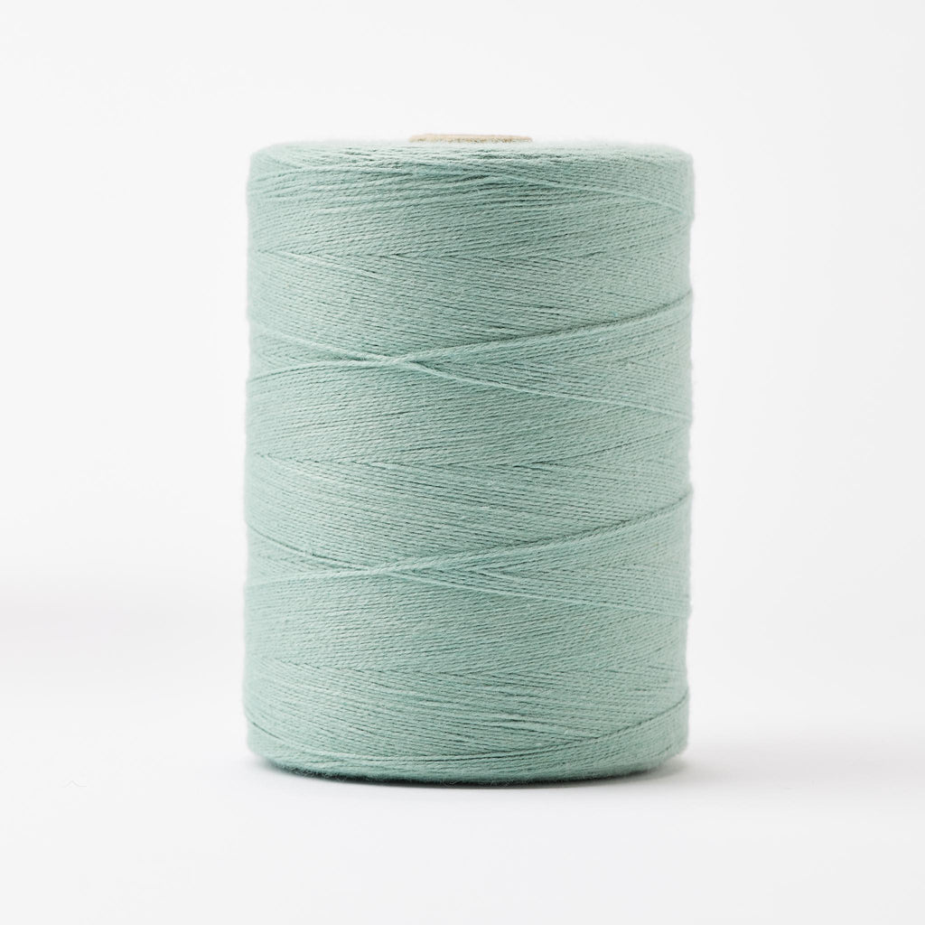 8/2 Un-Mercerized Cotton Weaving Yarn Sage