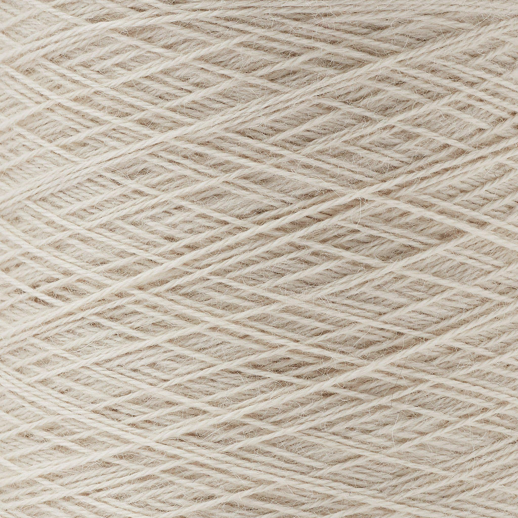 Alpaca Weaving Yarn Cream