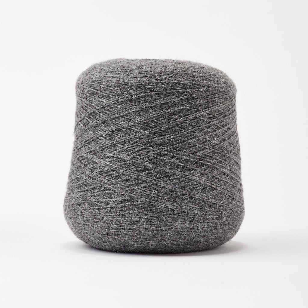 Alpaca Weaving Yarn Graphite