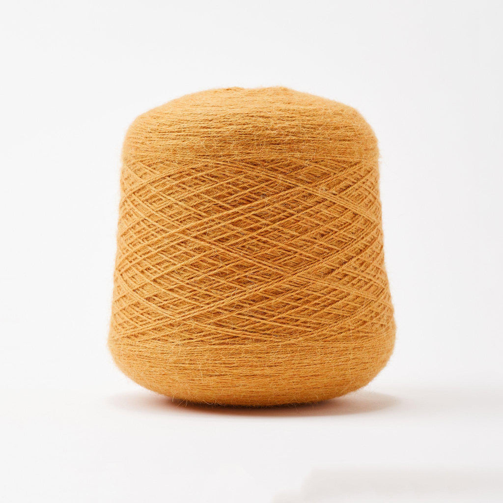 Alpaca Weaving Yarn Marigold