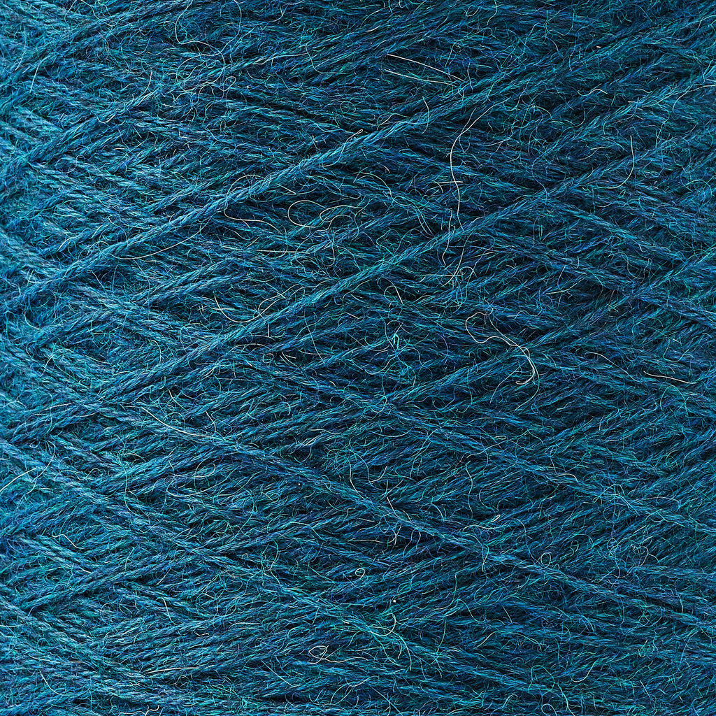 Alpaca Weaving Yarn Peacock