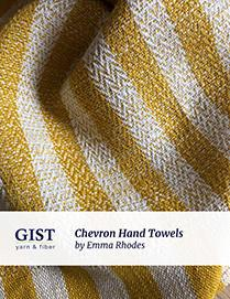 Chevron Hand Towels Kit ~ 1