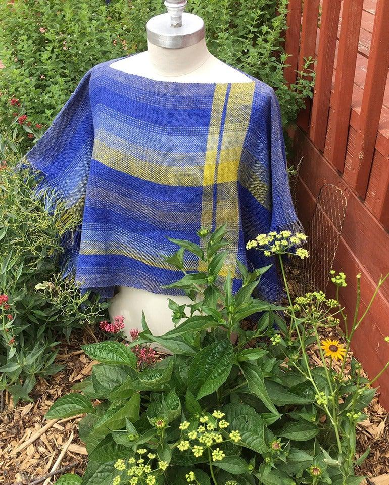 Boxy Top Rigid Heddle Weaving Pattern