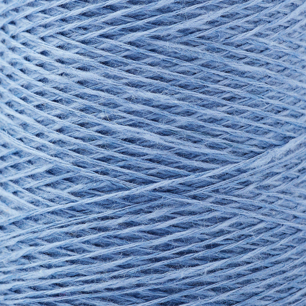 Duet Cotton Linen Weaving Yarn Chambray