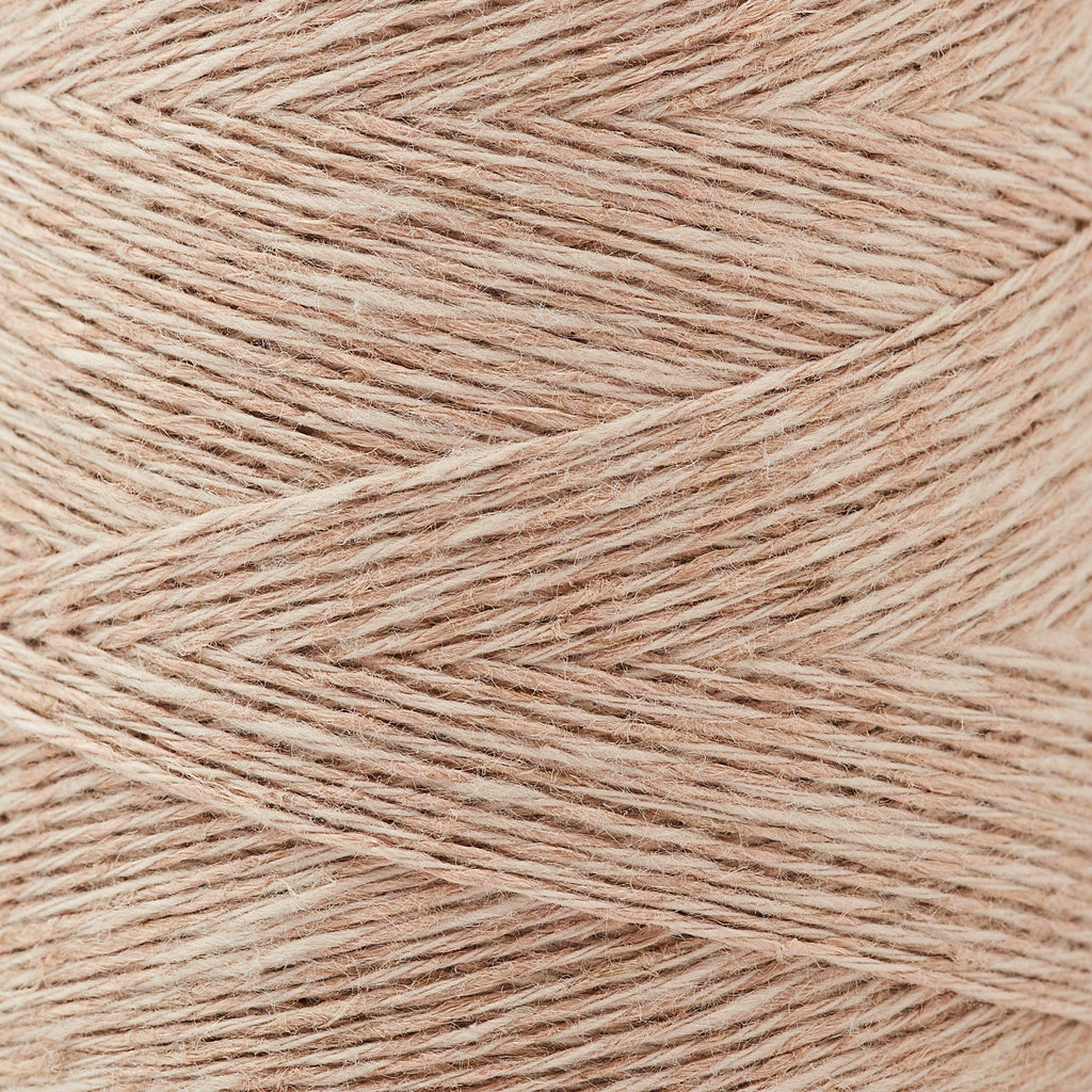 Duet Cotton Linen Weaving Yarn Dune