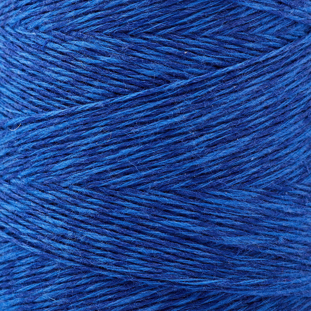 Duet Cotton / Linen Weaving Yarn ~ Santorini, bundle_swatch