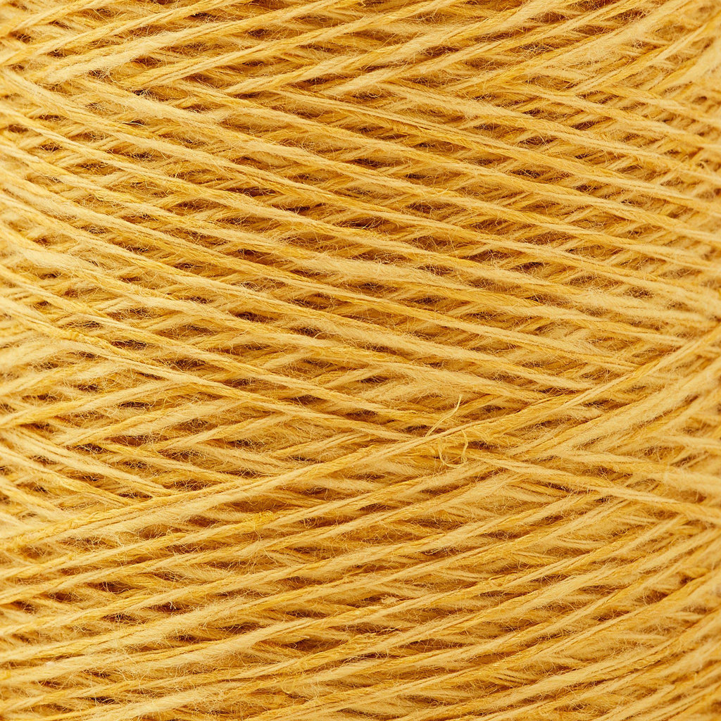 Duet Cotton/Linen Weaving Yarn ~ Sun