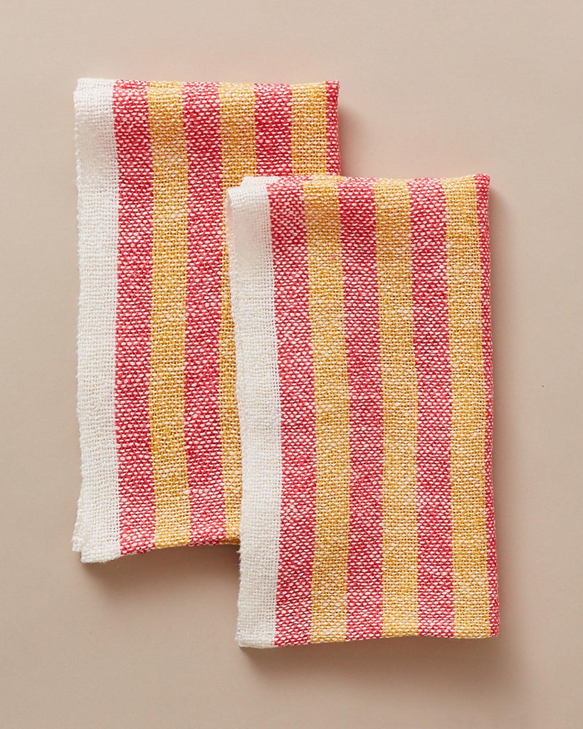 Citrus Towels Rigid Heddle Weaving Pattern