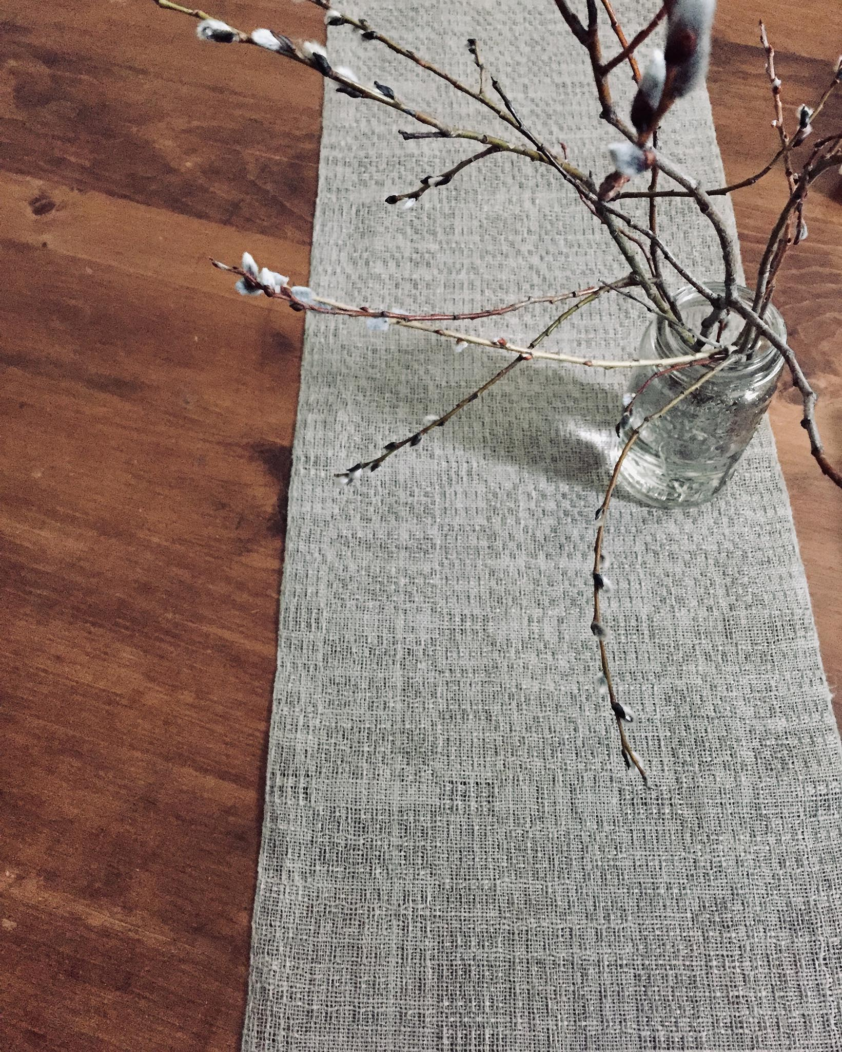 Heirloom Lace Table Runner Weaving Pattern