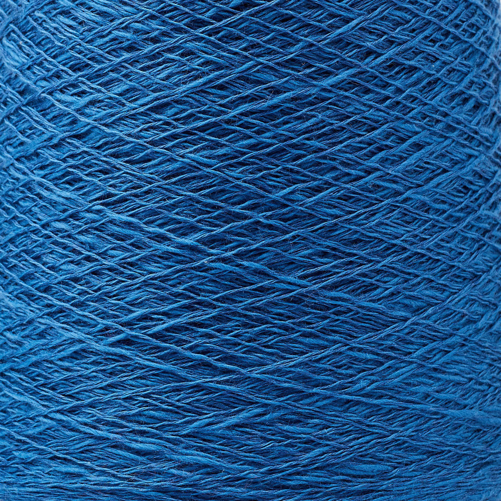 Italian Cotton Linen Weaving Yarn Twilight