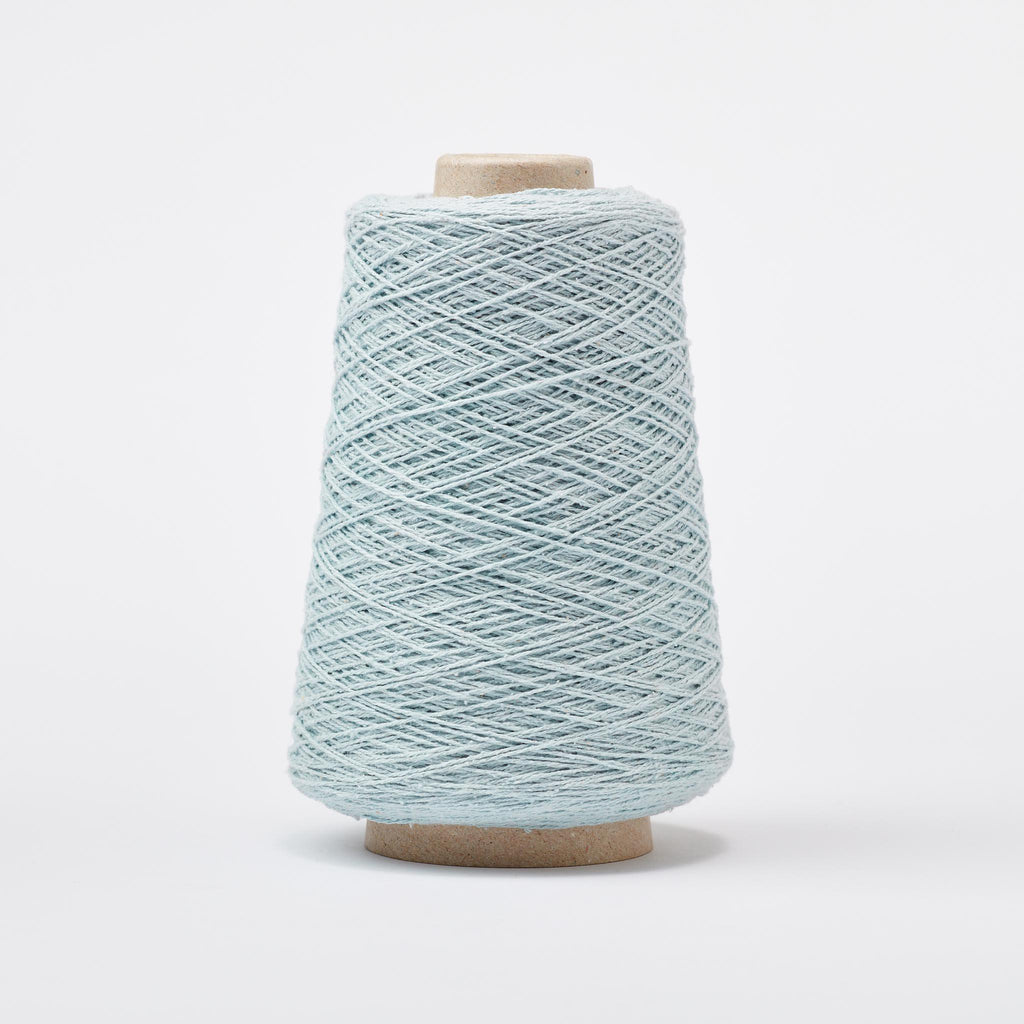 Italian Silk Noil Weaving Yarn Sky