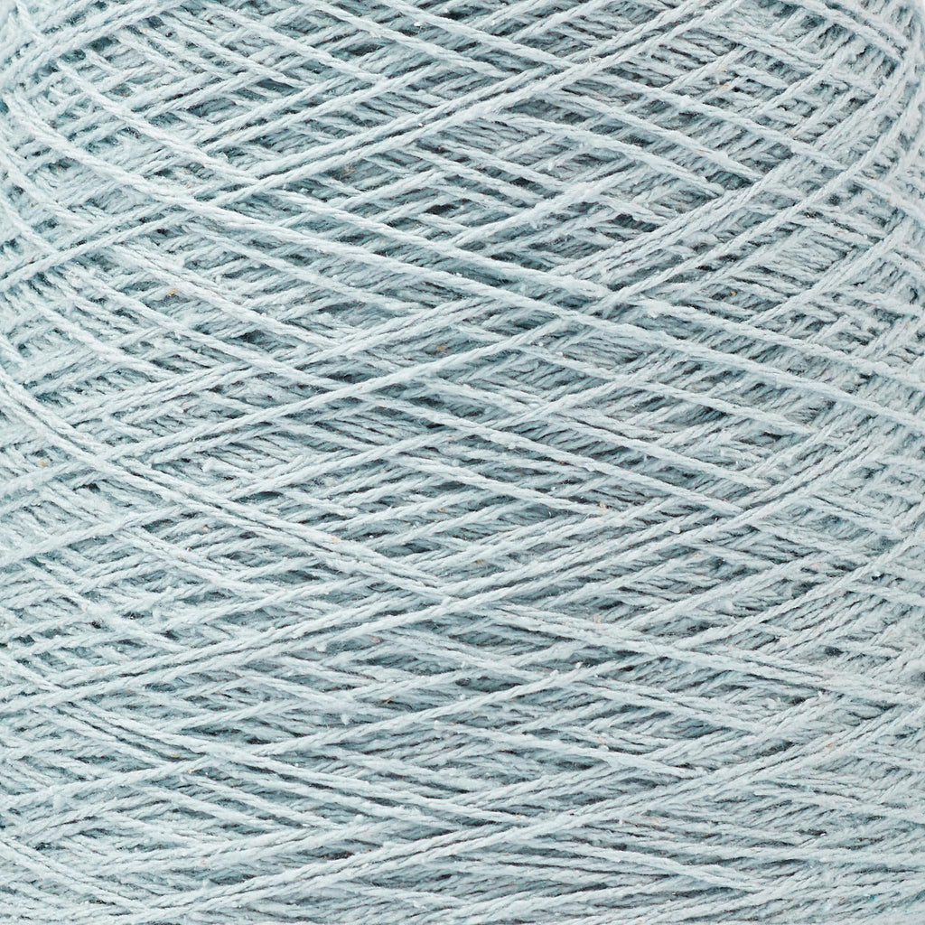 Italian Silk Noil Weaving Yarn ~ Sky, bundle_swatch