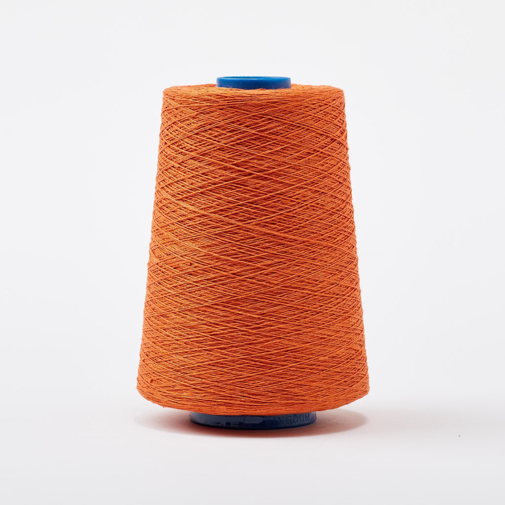 Linen Weaving Yarn Copper