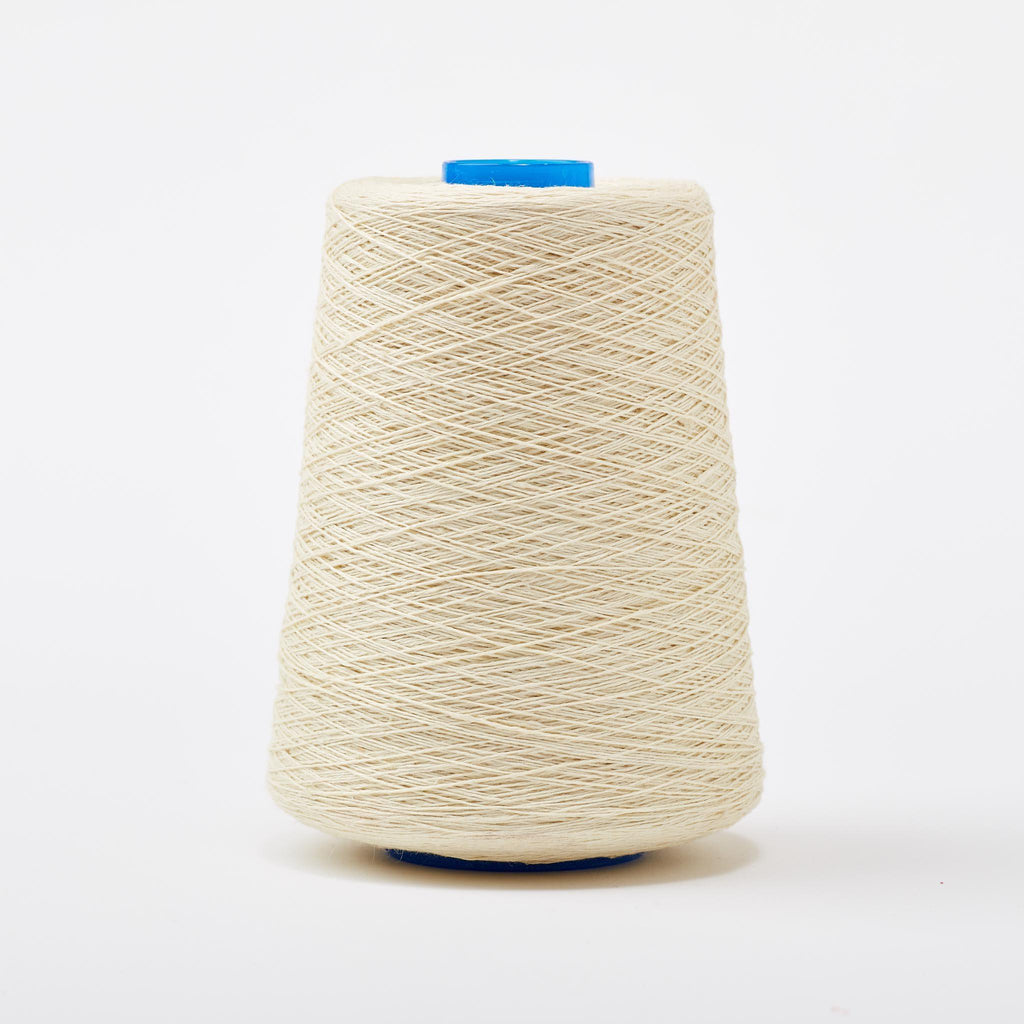Linen Weaving Yarn Cream