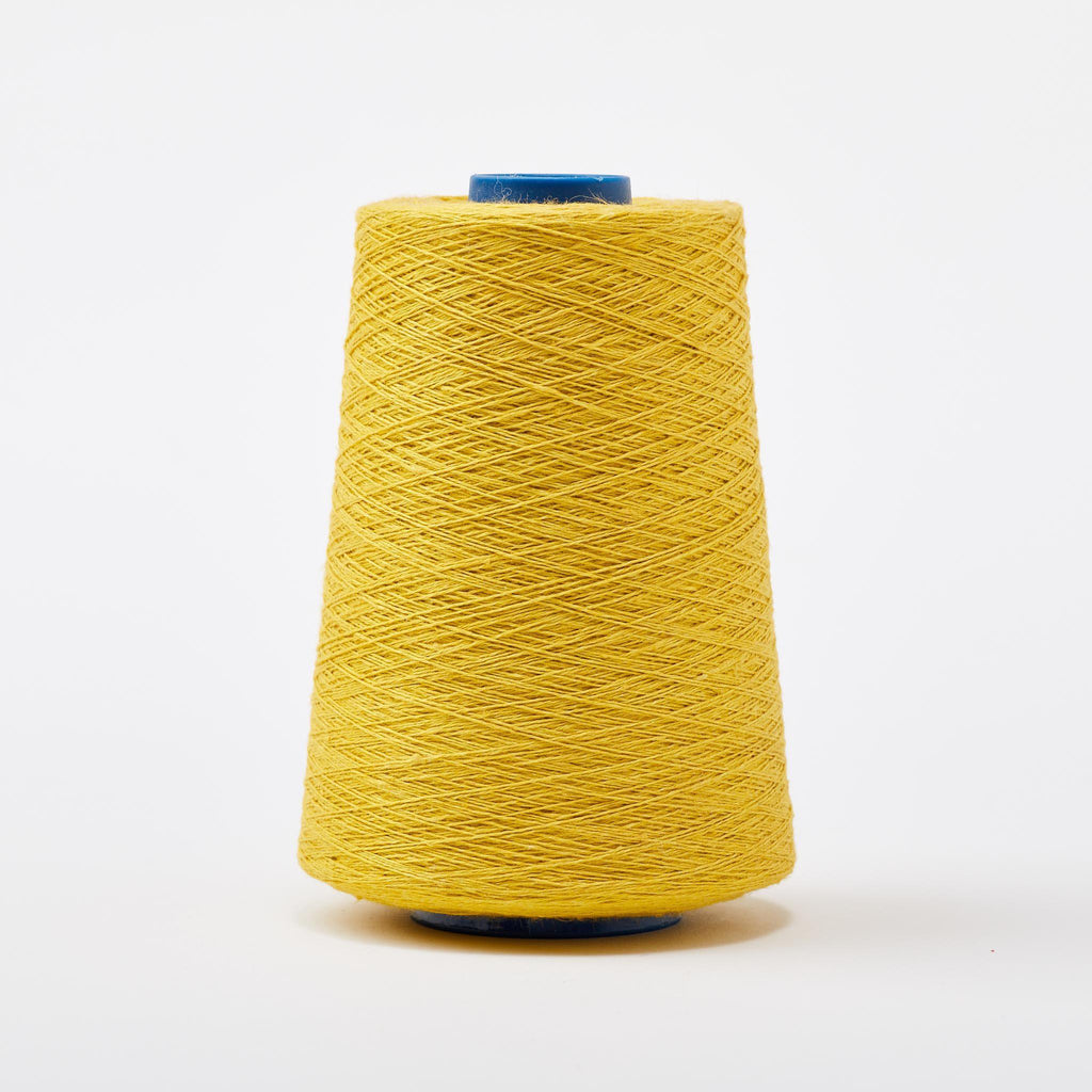 Linen Weaving Yarn Goldenrod