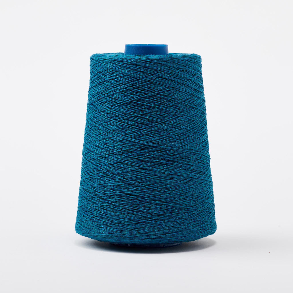 Linen Weaving Yarn Peacock