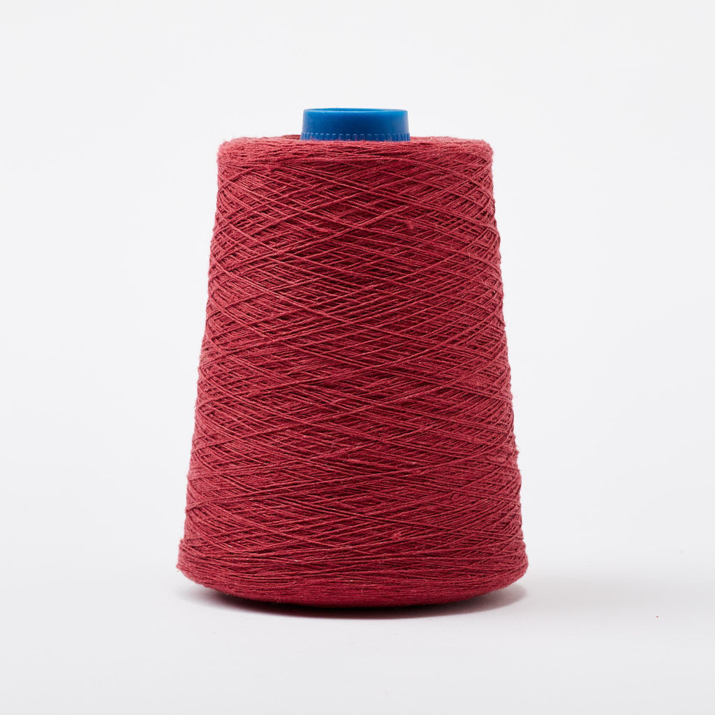 Linen Weaving Yarn Sangria