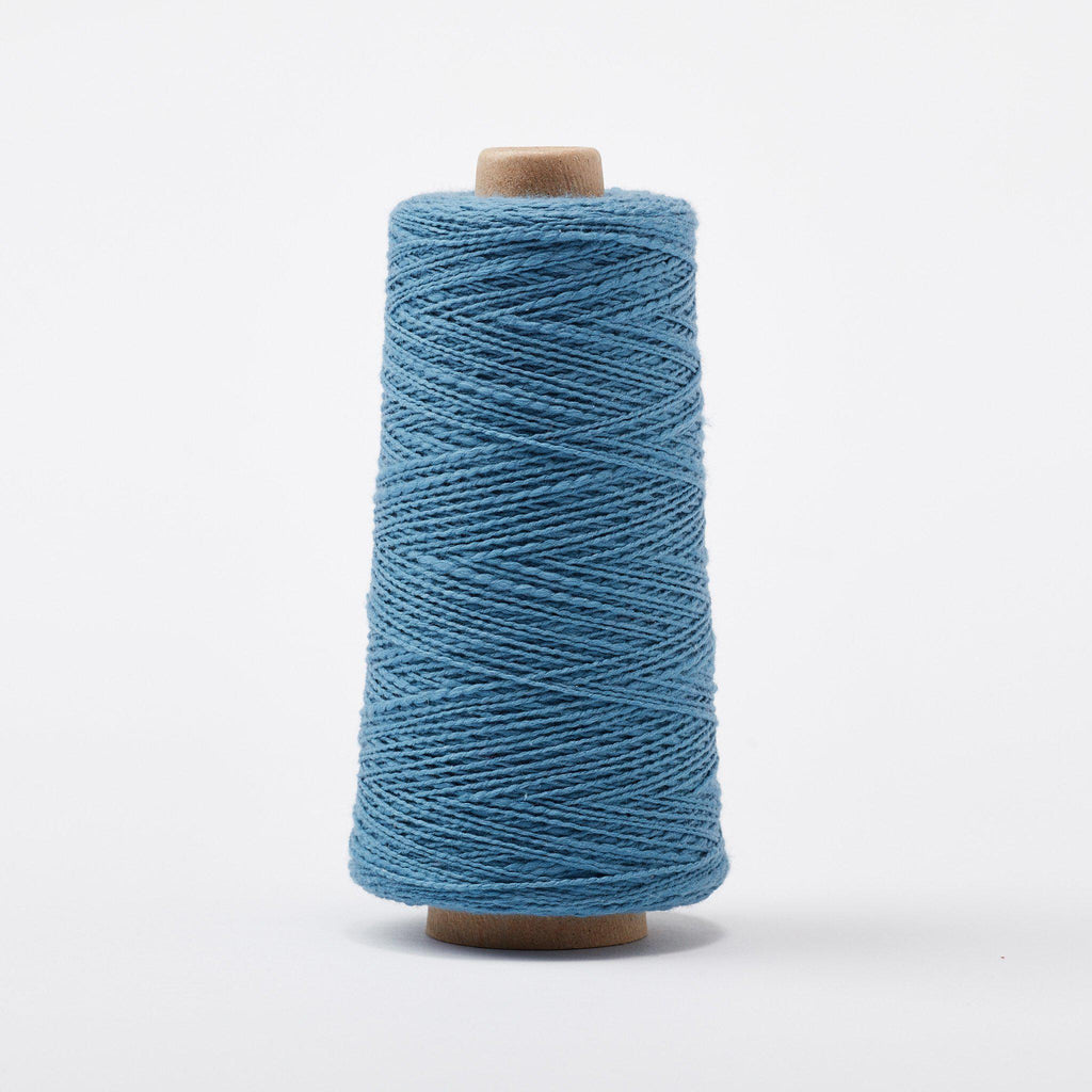 Mallo Cotton Slub Weaving Yarn Denim