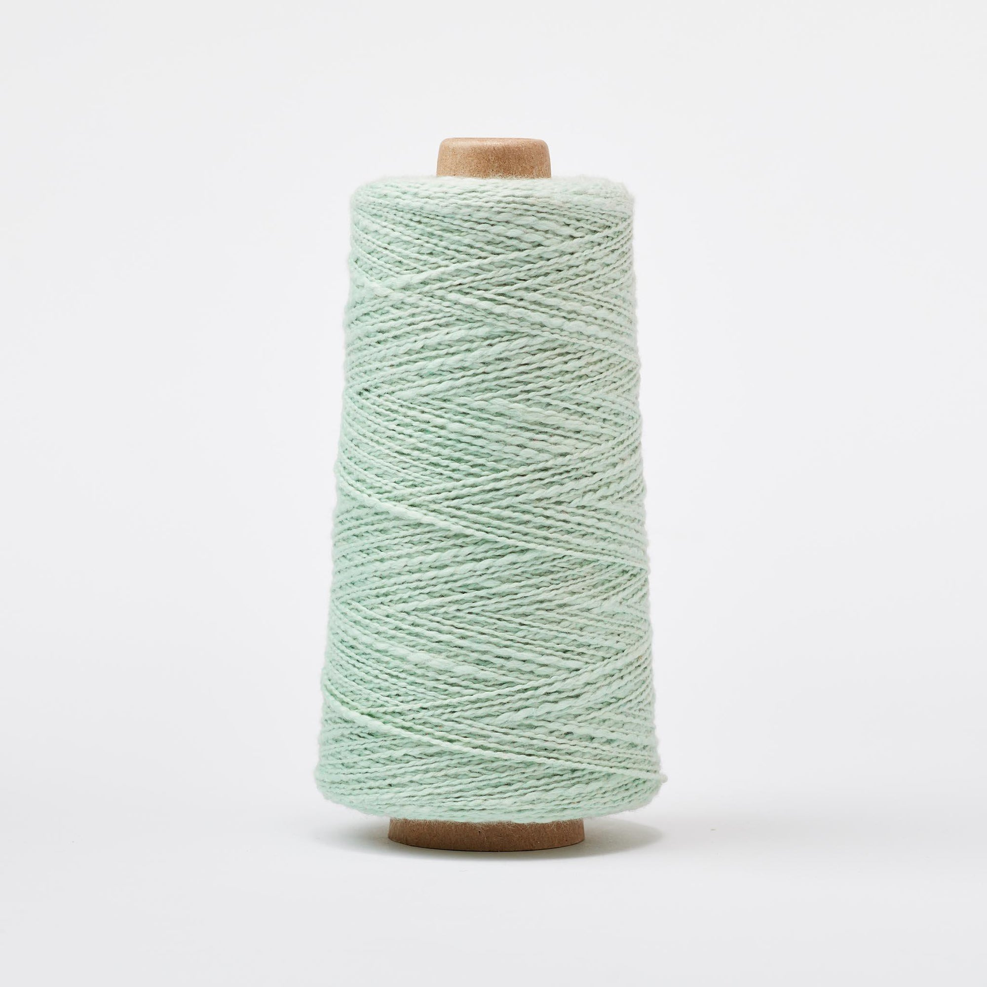 Mallo Cotton Slub Weaving Yarn Frost