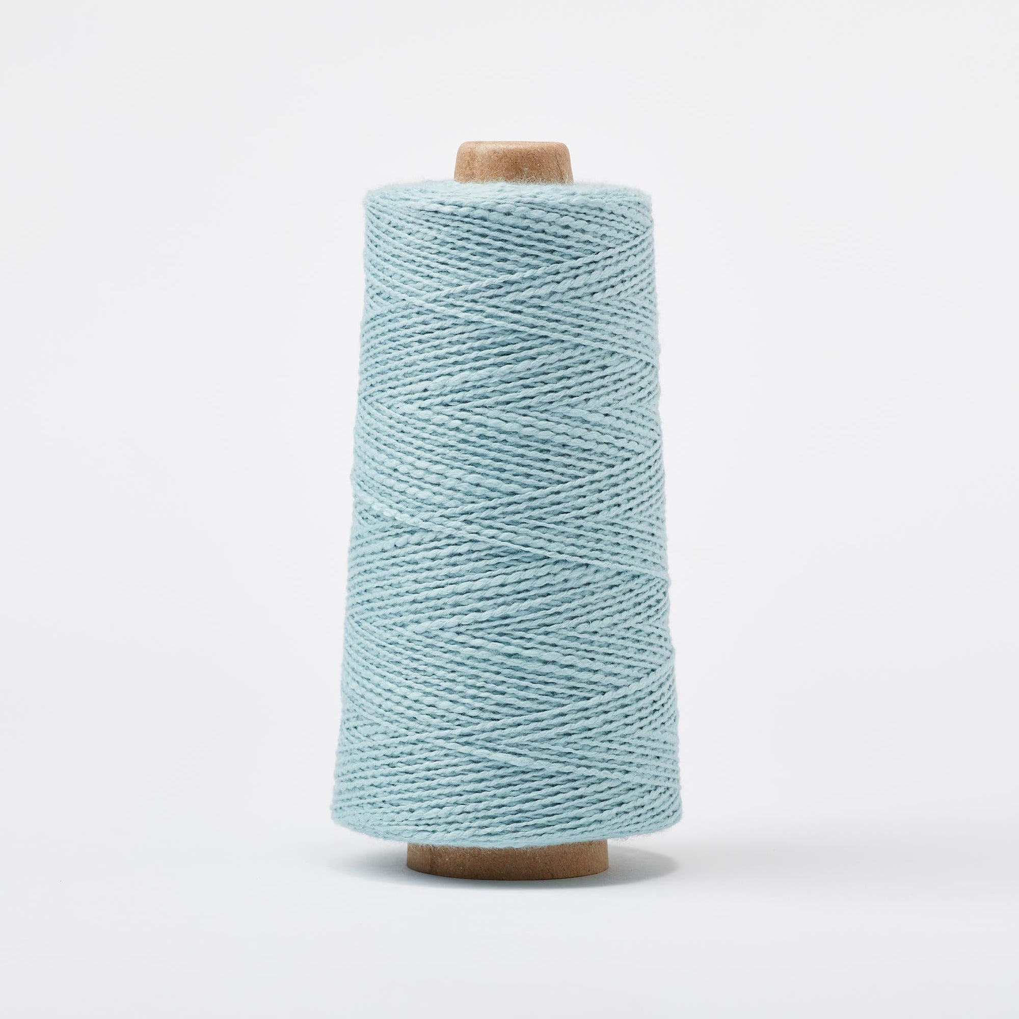 Mallo Cotton Slub Weaving Yarn Icicle