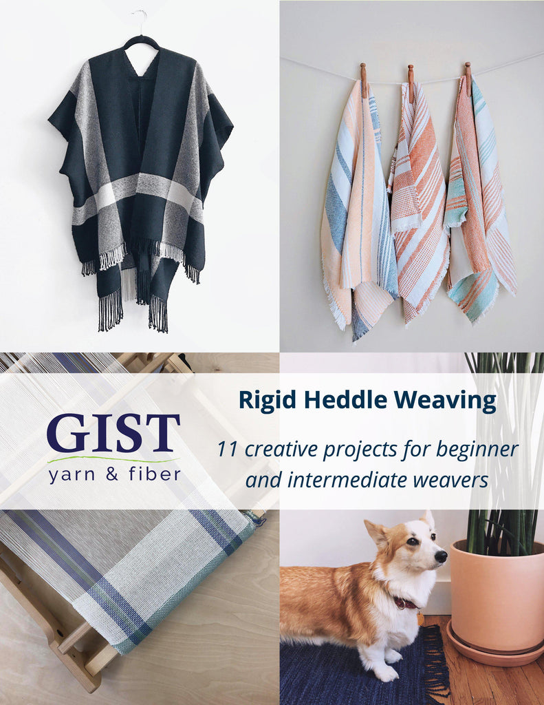 11 Creative Projects for Rigid Heddle Weavers - Free PDF Download