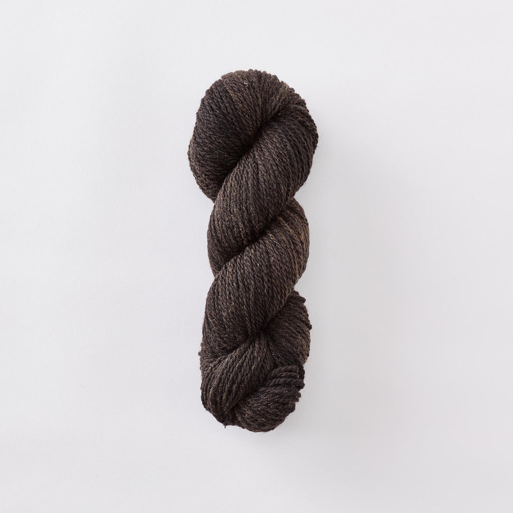 Suffolk Wool Weaving Yarn Charcoal