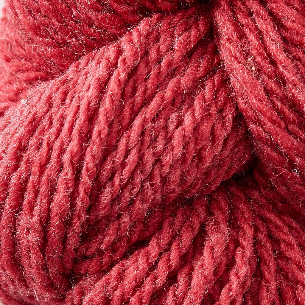 Suffolk Wool Weaving Yarn Geranium