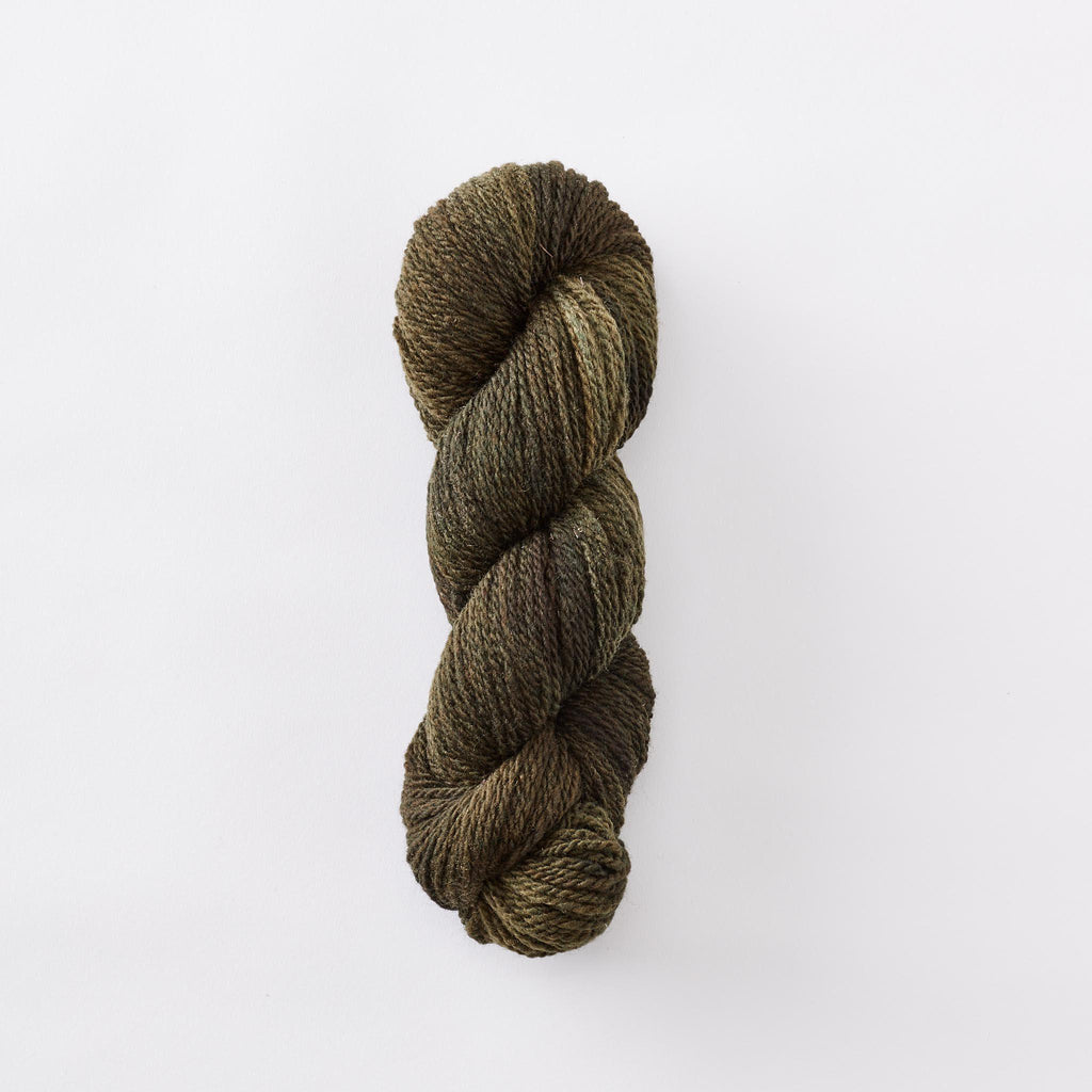Suffolk Wool Weaving Yarn Moss