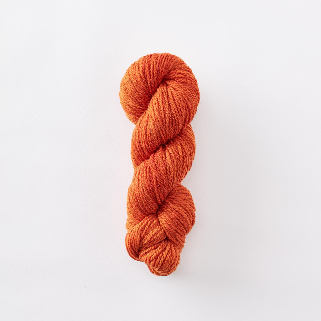 Suffolk Wool Weaving Yarn Pumpkin