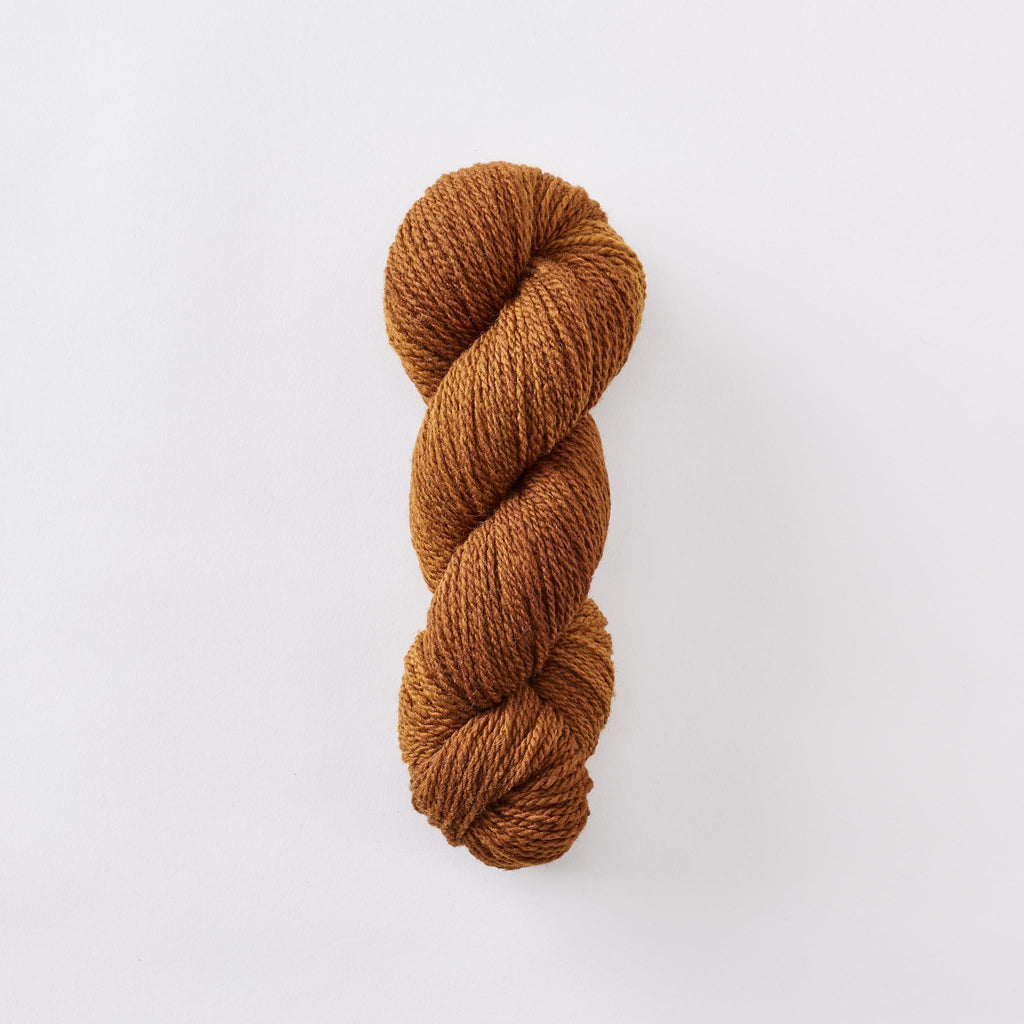 Suffolk Wool Weaving Yarn Sorrel