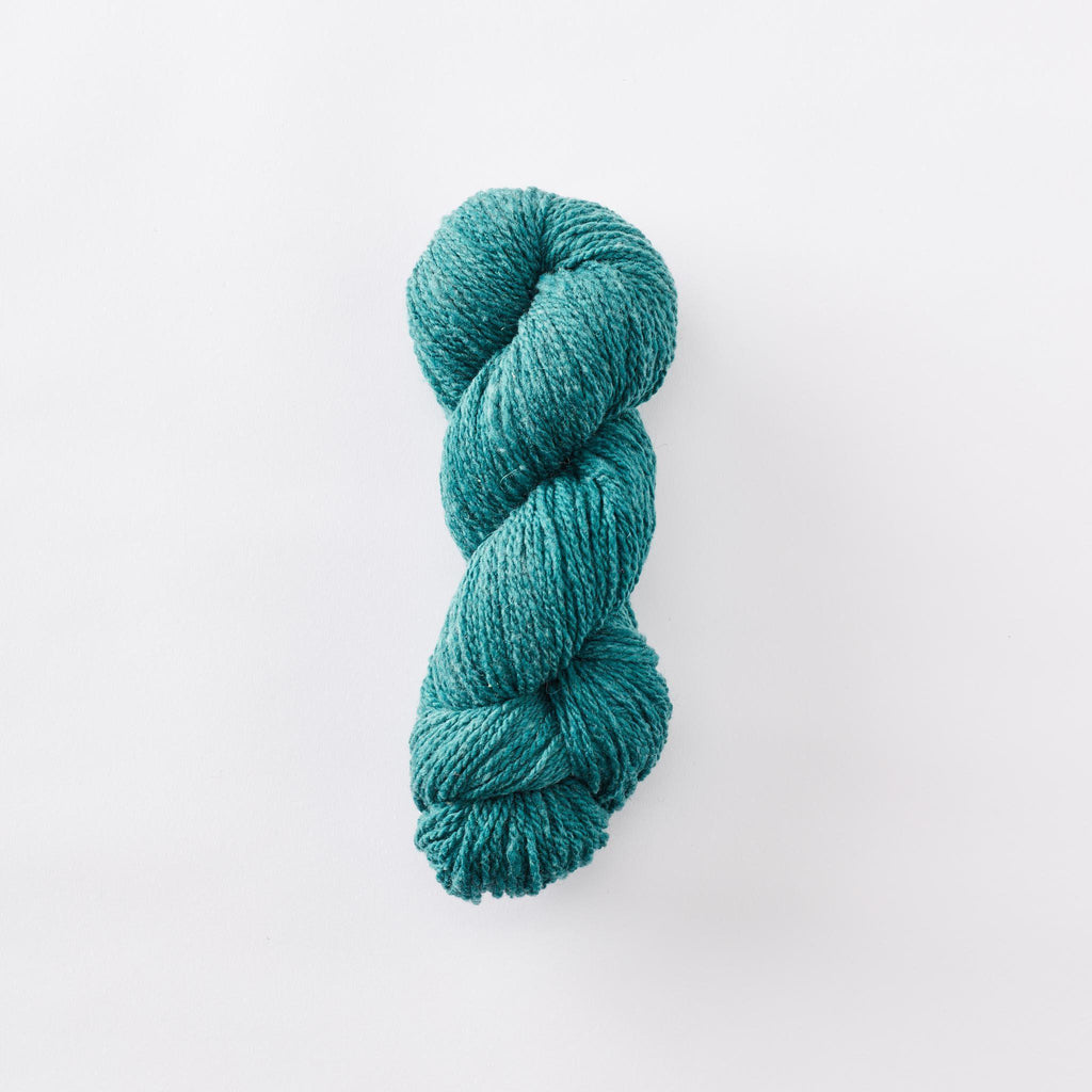 Suffolk Wool Weaving Yarn Teal