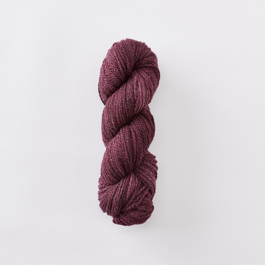 Suffolk Wool Weaving Yarn Wild Plum