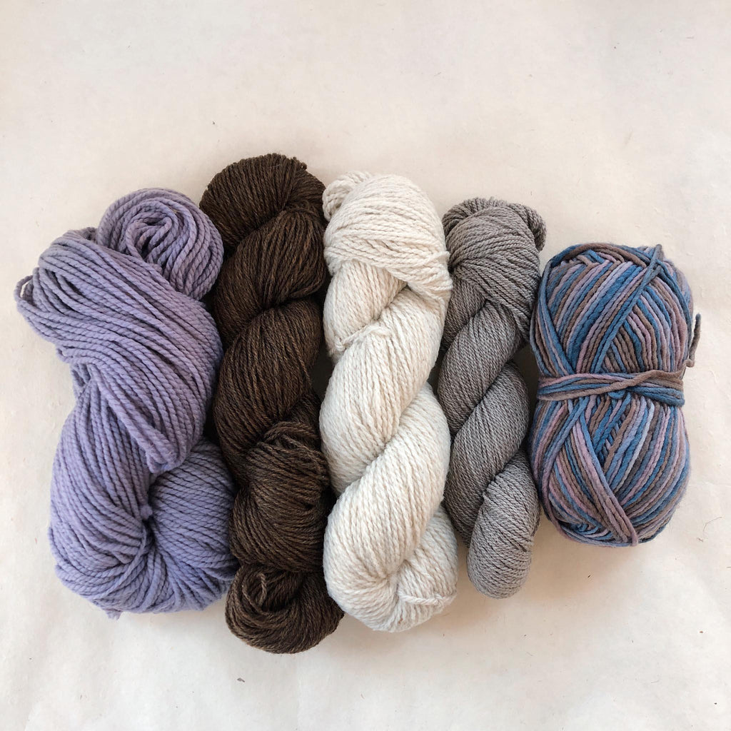 Wool Weaver's PlayBox Bundle ~ Lilac