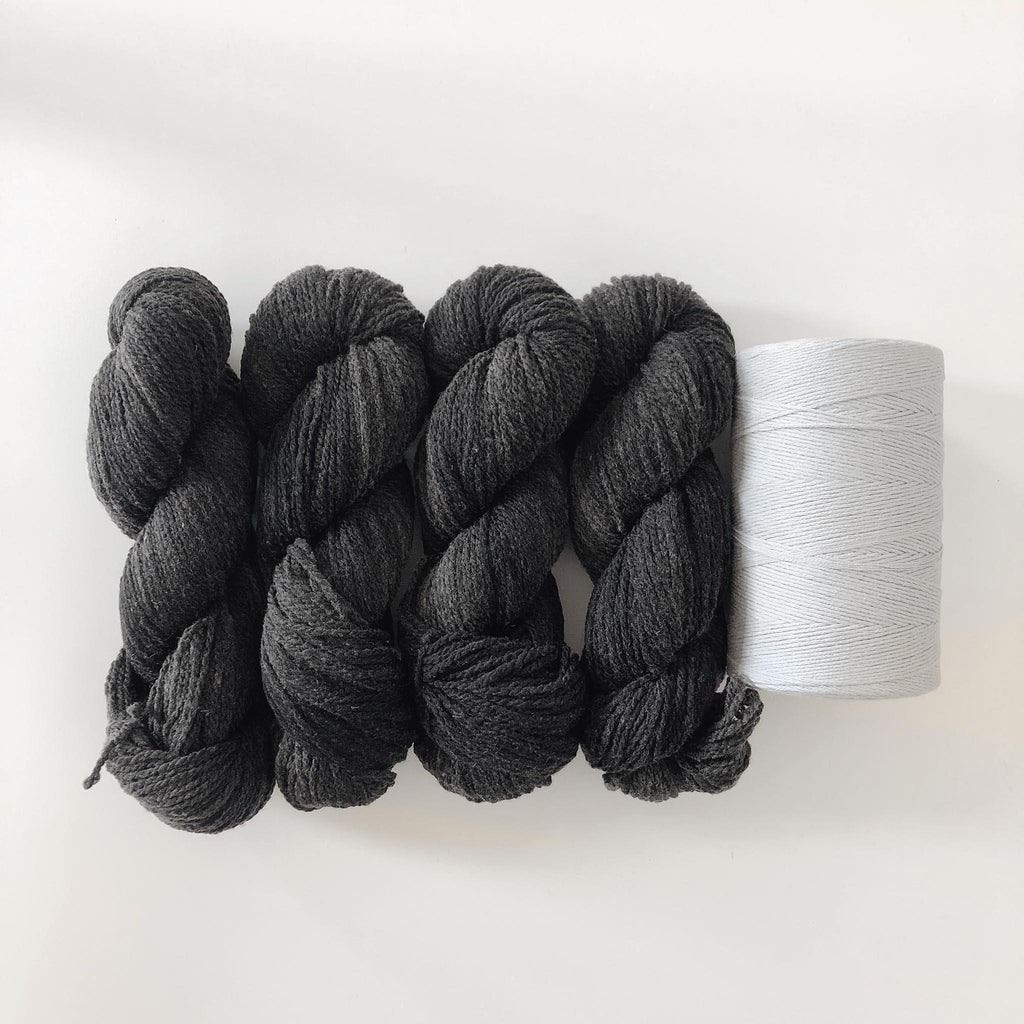 Weekend Rug Kit ~ Charcoal
