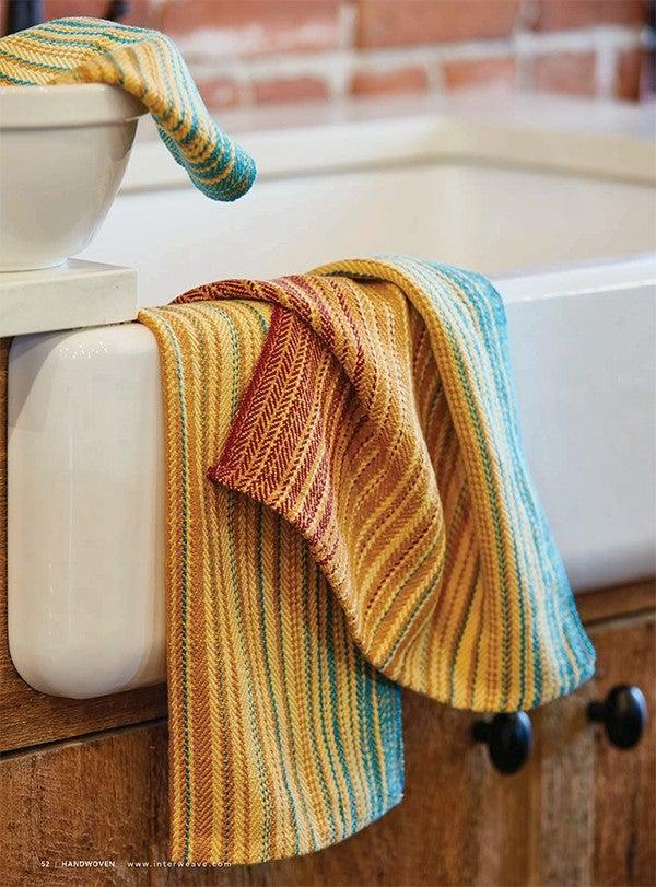 Sunset Towels Kit ~ Dawn