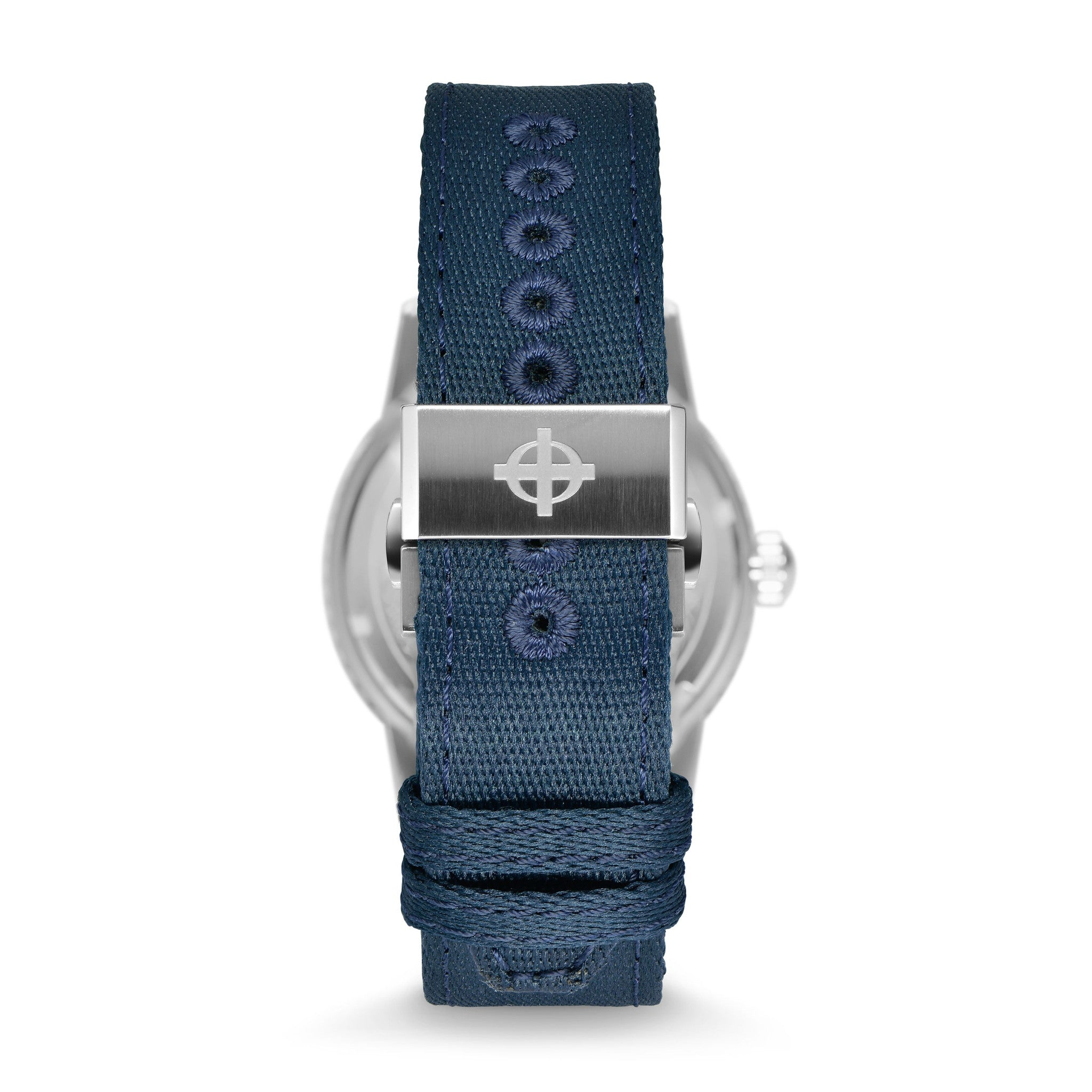 SUPER SEA WOLF AUTOMATIC BLUE FABRIC WATCH