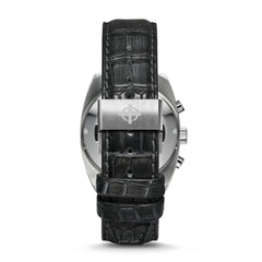 LIMITED EDITION SEA DRAGON AUTOMATIC GRAY ALLIGATOR WATCH