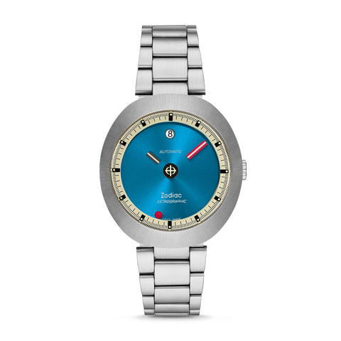 LIMITED EDITION ASTROGRAPHIC AUTOMATIC STAINLESS STEEL WATCH