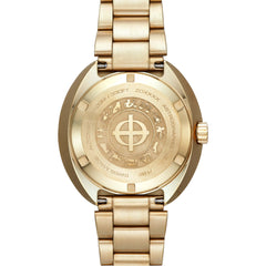 Limited Edition Astrographic Automatic Gold-Tone Stainless Steel Watch
