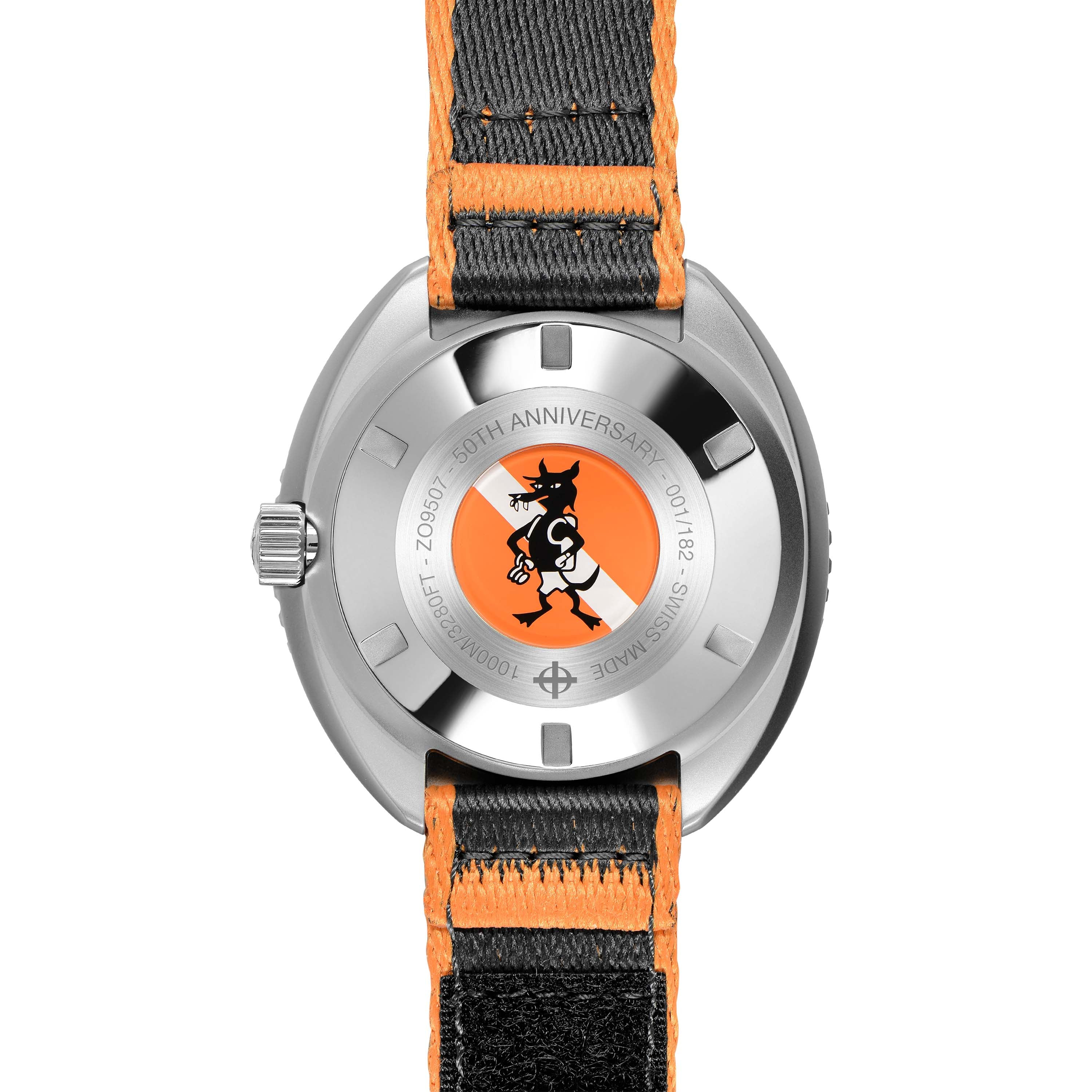 SUPER SEA WOLF 68 LIMITED EDITION 50TH ANNIVERSARY WATCH SET