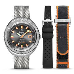 LIMITED EDITION 50TH ANNIVERSARY SUPER SEA WOLF 68 AUTOMATIC STAINLESS STEEL WATCH SET