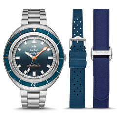 LIMITED EDITION SUPER SEA WOLF 68 SATURATION X ANDY MANN WATCH