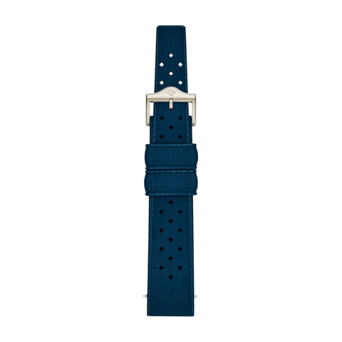 20MM NAVY RUBBER STRAP