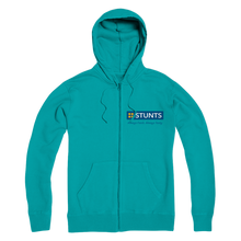 Tasty Stunts + REAR Premium Adult Zip Hoodie