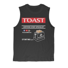 JDM  TOASTED JDM ~ MUSCLE TANK TOP - RARE